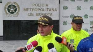 Extinción de dominio banda Los XJ - FOTO: Consejerría de Comunicaciones Alcaldía Mayor de Bogotá