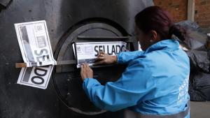 La Secretaría de Ambiente selló 8 industrías que estaban contaminando el aire en Bogotá