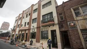 Con el programas el 'Patrimonio se luce', la Alcaldía ha transformado 1400 fachadas patrimoniales