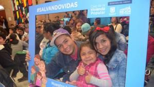 Familias de Palmitas podrán comprar casa digna - Foto: Caja de Vivienda Popular