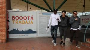 Feria de Empleo Bogotá Trabaja - Foto: Secretaría de Desarrollo Económico