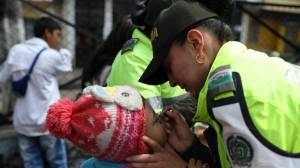 Feria de servicios - FOTO: Prensa Secretaría de Seguridad
