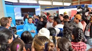 Este sábado y domingo asista a la feria de vivienda en Usaquén. Foto: Secretaría de Hábitat.