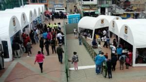 SuperCADE Móvil - Foto:Feria de Servicio al Ciudadano