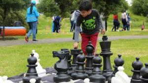 El Dìa de los Niños se celebrarà en varias localidades de la ciudad - Foto:IDRD