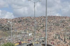 Panorámica de Bogotá - Foto: Camilo Monsalve / Prensa Alcaldía Mayor de Bogotá