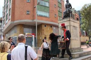 La Policarpa - Foto: Bogotá Travel Guide
