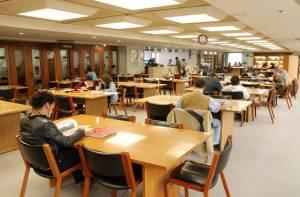 Biblioteca Luis Ángel Arango - Portal Bogotá - Foto:Divulgación- Subgerencia Cultural del Banco de la República