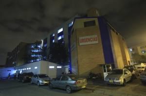 Sala de urgencias - Foto: Diego Bautista