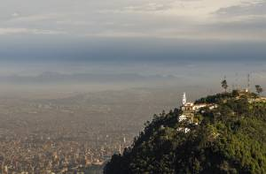 Monserrate - Foto: IDT