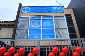 Fachada del Centro de Exigibilidad de Derechos - Foto: Alcaldía Local de Antonio Nariño
