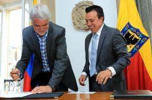 Orlando Molano - Portal Bogotá - Foto: Prensa Alcaldía Mayor