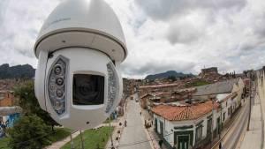 Cámaras de videovigilancia en Bogotá - Foto: Revista Semana