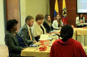 Encuentro Gobierno de Curazao  - Foto: Oficina de Prensa Alcaldía Mayor, Diego Bauman