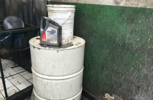 ¿Sabe qué hacen los talleres mecánicos con los aceites lubricantes usados?