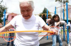 Adulto Mayor - Foto: Secretaría de Integración Social