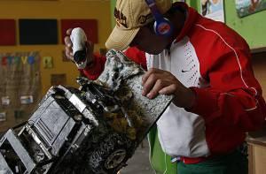 Atención habitantes de calle - Foto: Prensa Secretaría de Integración Social