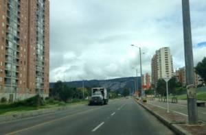 Avenida La Sirena - Foto: IDU