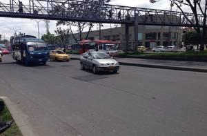 Reparaciones Avenida 68 - Foto: Prensa IDU