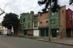 Barrio Azuzena 1 Bosa - Foto: Secretaría del Hábitat
