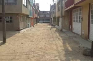 Vía a intervenir - Foto: Alcaldía Local de Bosa