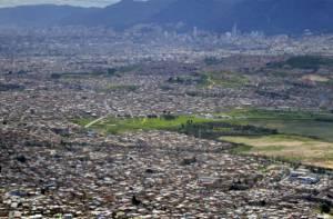 Barrios informales - Foto: Secretaría del Hábitat