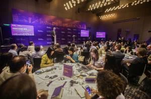 Bogotá finalista en el  Mayors Challenge 2016 - Foto: Prensa Alcaldía Mayor