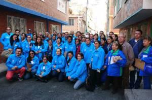 Brigada de salud - Foto: Secretaría de Salud