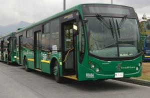 Buses alimentadores 2 - Foto: Transmilenio