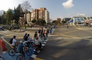 Carrera 11 - Foto: Prensa Secretaría de Movilidad