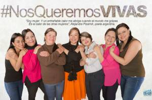 Campaña mujeres - Foto: Secretaría de la Mujer