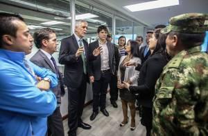Centro de Comando y Control -  Foto: Prensa Alcaldía/ Camilo Monsalve
