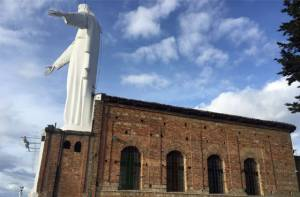 Santuario de Guadalupe - Foto: Prensa Alcaldía Mayor de Bogotá