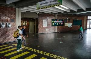 Colegio Distrital Nicolás Esguerra - Foto: Prensa Secretaría de Educación