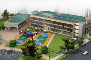 Colegio Cafam Puerto Sol - Foto: Prensa Secretaría de Educación