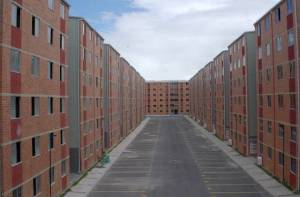 Construcción de vivienda - Foto: Secretaría del Hábitat
