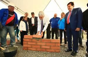 Construcción de viviendas en Bosa - Foto: Prensa Secretaría de Hábitat