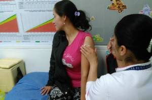 Consulta médica - Foto: Secretaría de Salud