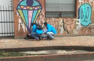 Contacto activo habitantes de calle - Foto: Prensa Alcaldía Mayor de Bogotá / Ana María Cuevas