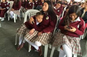 Convivencia escolar - Foto: bogota.gov.co
