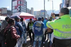 Corredores seguros - Foto: Prensa Alcaldía Los Mártires