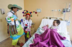 Doctora Clown - Foto: Fundación Doctora Clown