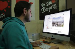 Economía digital - Foto: Comunicaciones Alcaldía  Mayor / Alex Linares