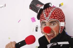 Clown Fabián Mendoza - Foto: Hugo Prada