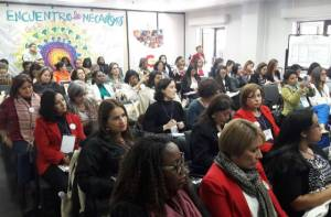 Encuentro Mecanismos de Género - Foto: Secretaría de la Mujer