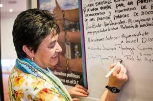 Escuelas de formación política - Foto: Secretaría de la Mujer