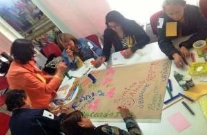 Estrategia de atención psicosocial - Foto: Secretaría de la Mujer