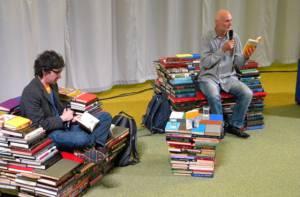 Pabellón Holanda Feria del Libro 2016 - Foto: Prensa Alcaldía Mayor/ Lesly Segura