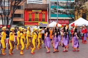 Festival Cachaco en Bogotá - Foto: Prensa Alcaldía Local de Chapinero