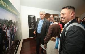 Cerros Orientales en exposición - Foto: Prensa Alcaldía Mayor